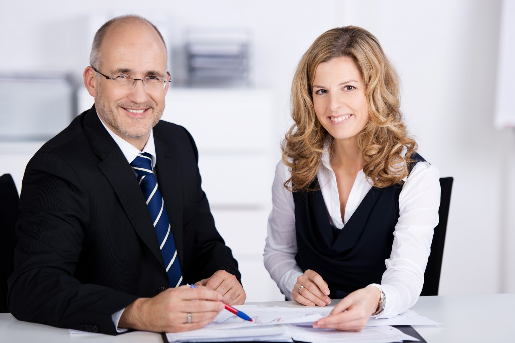 Experienced Family Law Attorneys at work